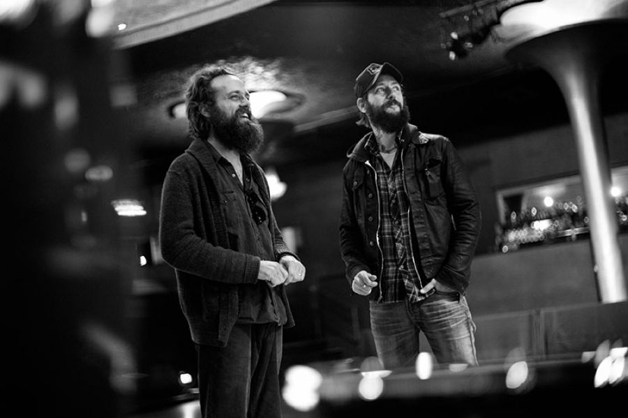 Iron and Wine and Ben Bridwell