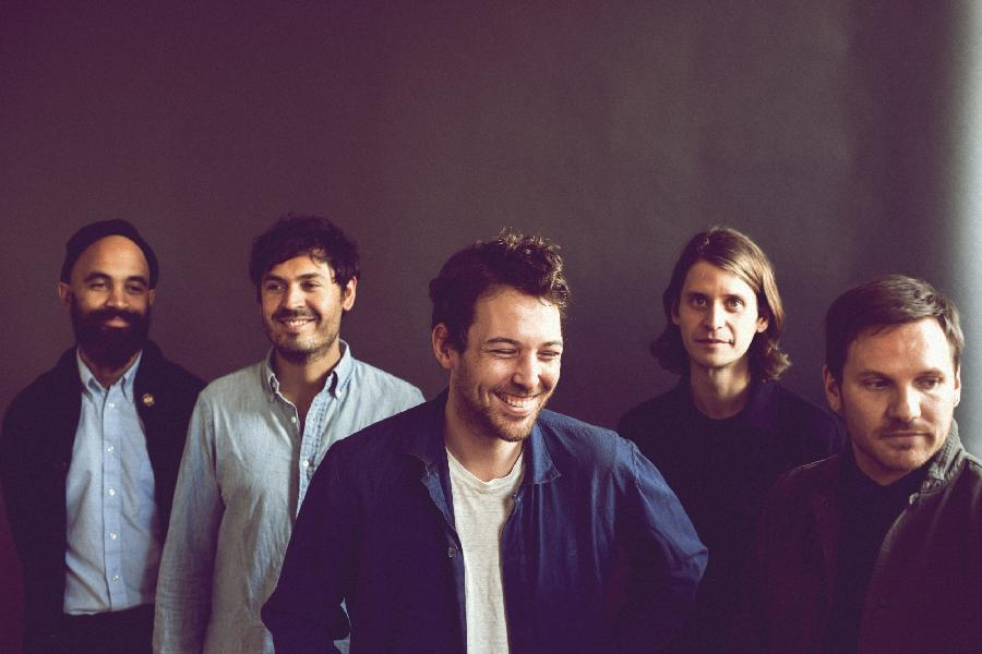 Fleet Foxes On World Cafe