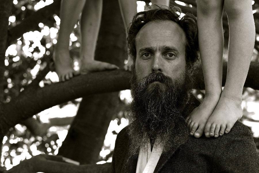 Iron & Wine On World Cafe