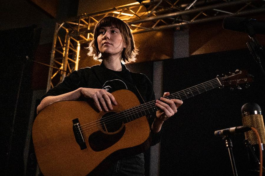 Molly Tuttle Plays A Mean Guitar On 'When You're Ready'