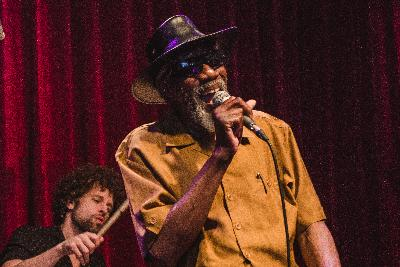 Robert Finley On World Cafe