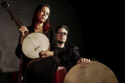 Worlds Colliding: Rhiannon Giddens And Francesco Turrisi