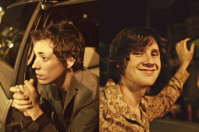 Foxygen is Jonathan Rado and Sam France
