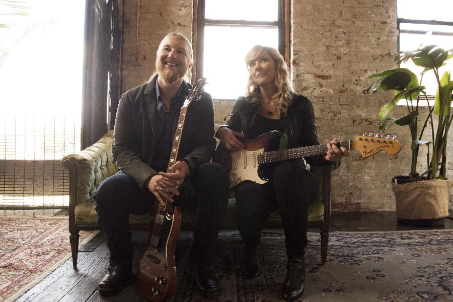 Family Is Important To Susan Tedeschi And Derek Trucks