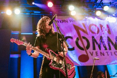 Courtney Barnett On World Cafe