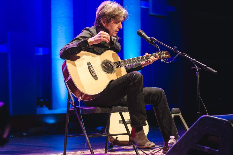 Eric Johnson On World Cafe
