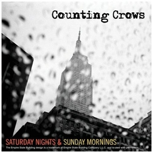 Counting Crows - Saturday Nights & Sunday Mornings - Geffen