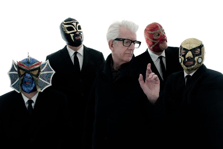 Nick Lowe And Los Straitjackets On World Cafe