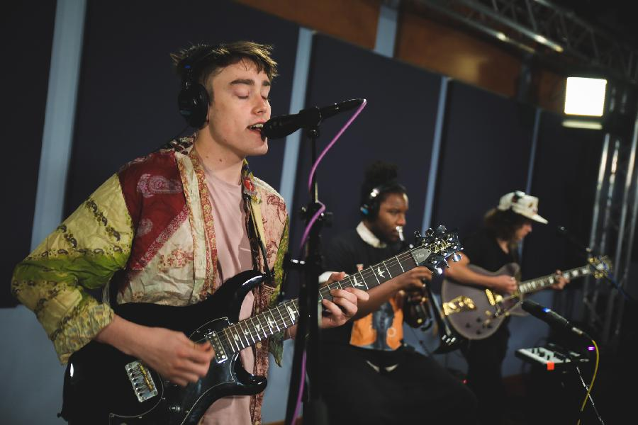 Hippo Campus On World Cafe
