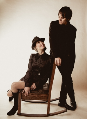 Sarah Lee Guthrie and Johnny Irion