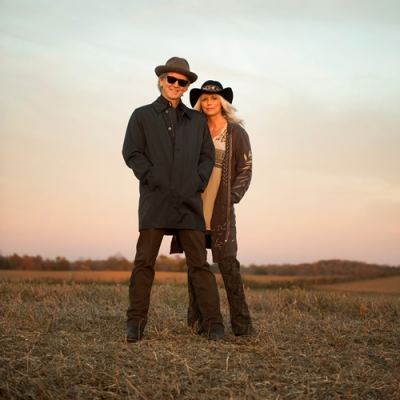 Emmylou Harris and Rodney Crowell Together Again