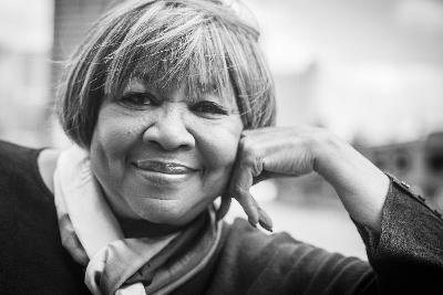More Than 50 Years In, Mavis Staples Is Still Delivering Messages Of Hope And Justice
