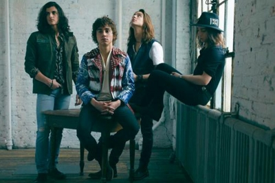 Greta Van Fleet - October 2017