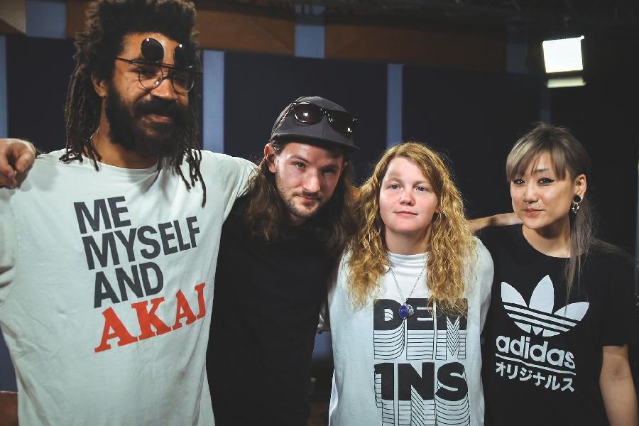 Kate Tempest On World Cafe
