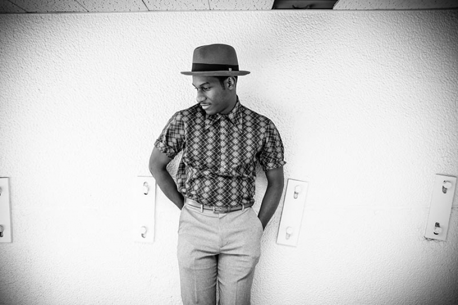 Leon Bridges Artist To Watch - August 2015