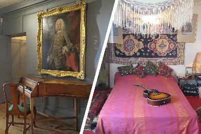 Jimi Hendrix And George Frideric Handel Were Neighbors Across The Centuries