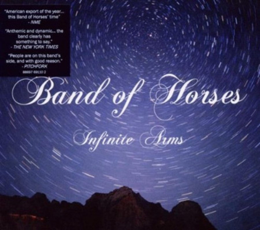 Band of Horses - Infinite Arms - Brown Records/Fat Possum/Columbian