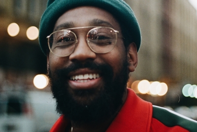 Spend Your Christmas With PJ Morton