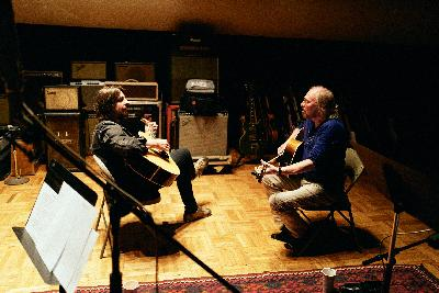 The Bee Gees' Barry Gibb And Producer Dave Cobb Talk New 'Songbook'