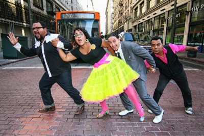 Latin Roots #49 - For Our Debut Latin Roots Live La Santa Cecilia Plays An Ecstatic Set of Originals And Timely Covers
