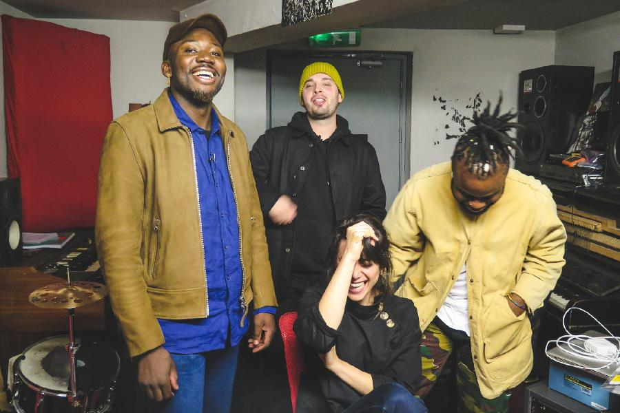 World Cafe: Young Fathers