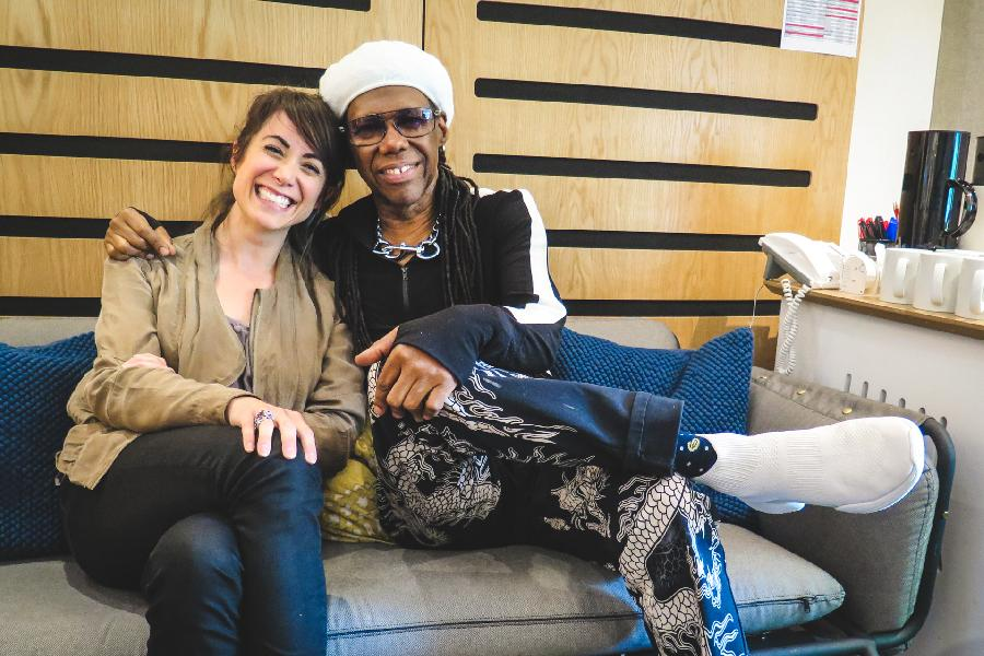 Nile Rodgers On Writing Smash Hits And Reworking David Bowie's 'Let's Dance'