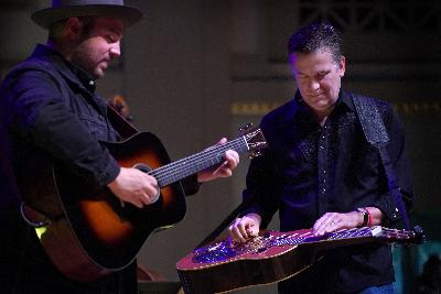 Rob Ickes And Trey Henley Expand Upon Their Roots With A Heavy Dose Of The Blues