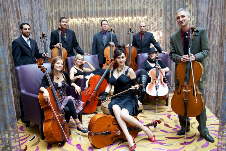 Portland Cello Project Expands What You Thought A Cello Could Play And What You Thought Was Holiday Music