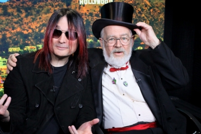 Dr. Demento And John Cafiero On World Cafe