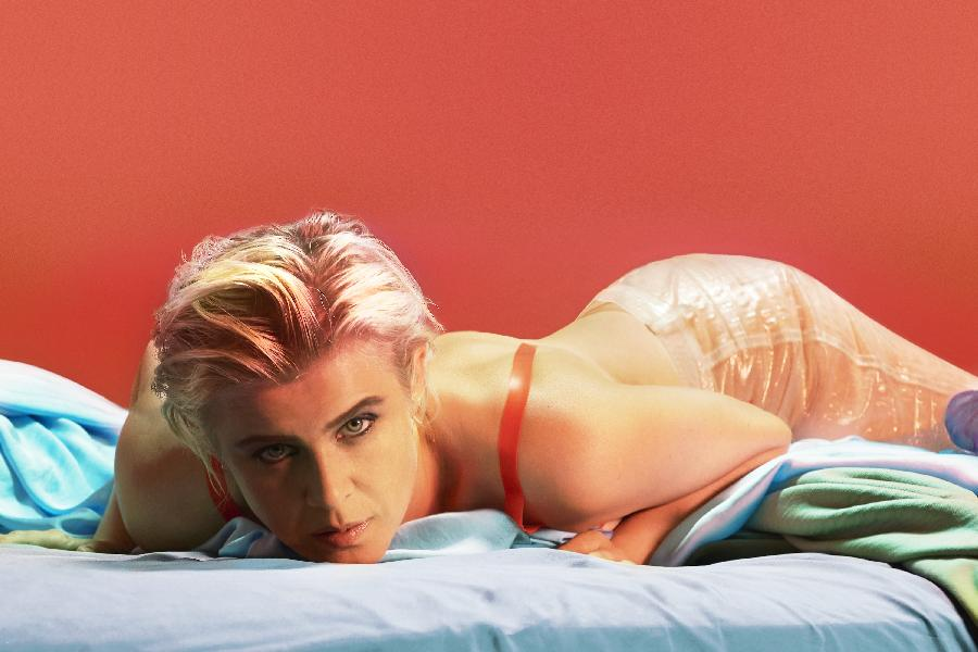 'You Can Be Your Best Friend': Hear Robyn On World Cafe